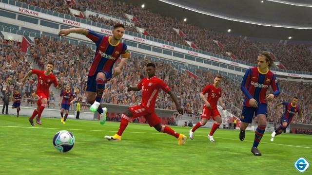 PES 2021 Mobile Rilis, Mainkan Gamenya di HP Android dan iPhone
