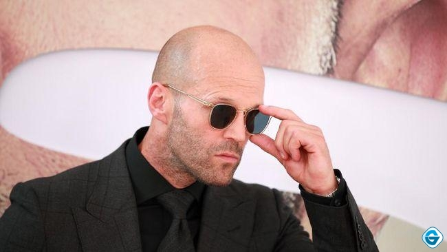 Jason Statham, Aktor Film Action Hollywood. (Sumber : CNNIndonesia.com)